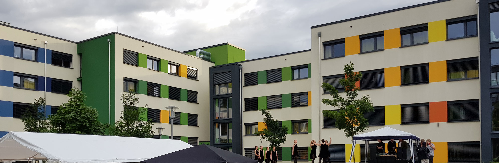 Studentenwohnheim Inter II